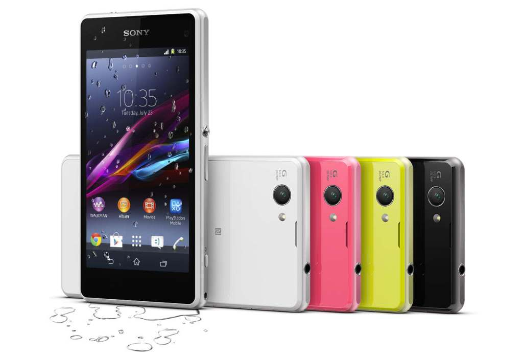 Sony Xperia Z1 Compact Review and Pricing in Kenya