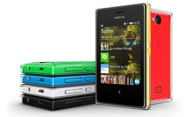 Nokia Asha 500 Quick Review and Price in Kenya