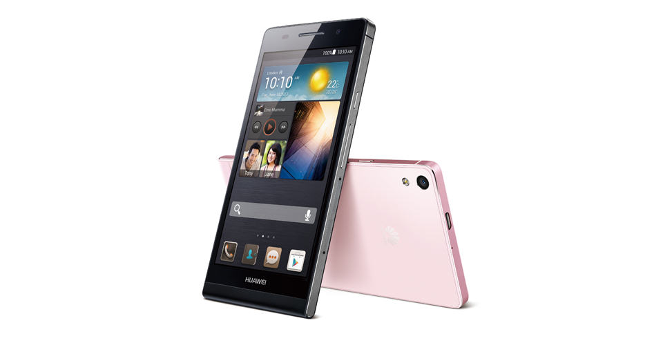 Huawei Ascend P6 Price in Kenya_