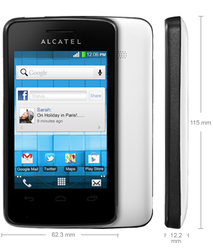 Alcatel One Touch Pixi Price in Kenya