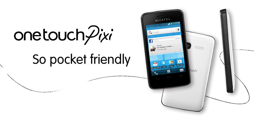 Alcatel One Touch Pixi Price in Kenya_