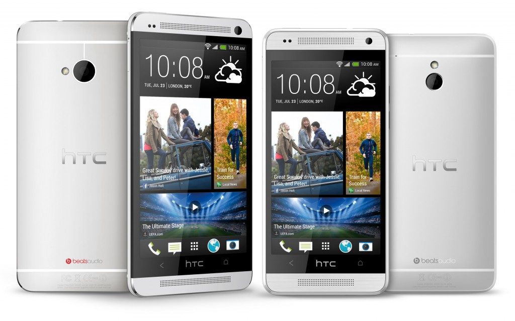 HTC One vs HTC One Mini