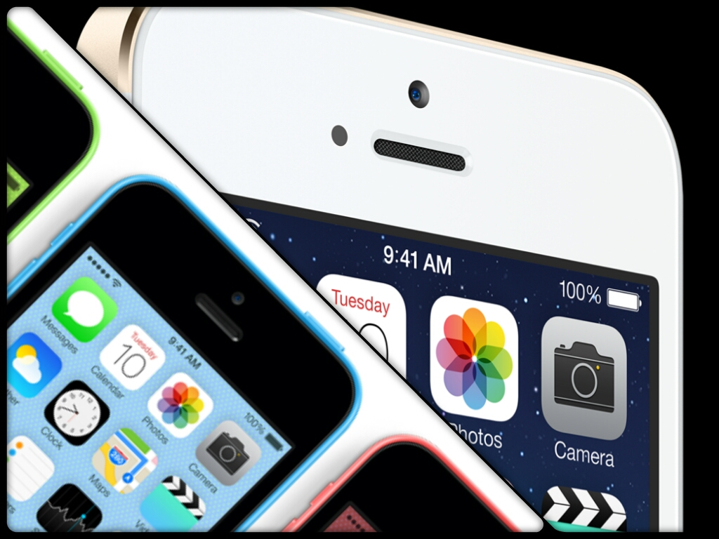 Head to Head iPhone 5s vs. iPhone 5c and Best Prices in Kenya