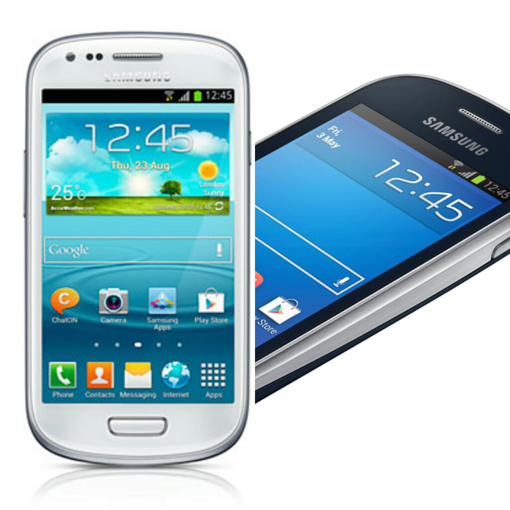S3 Mini Vs Galaxy S3 Lite