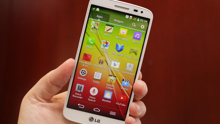 [image] LG G2 Mini Video First Look and Price in Kenya