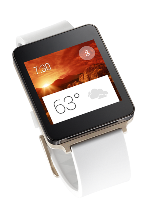 Latest LG G Watch Teaser Reveals an Always on Smart Watch Display