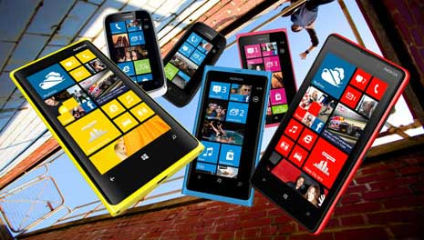 Nokia Lumia Devices 520, 620, 720, 820, 920 Comparison and Price in Kenya