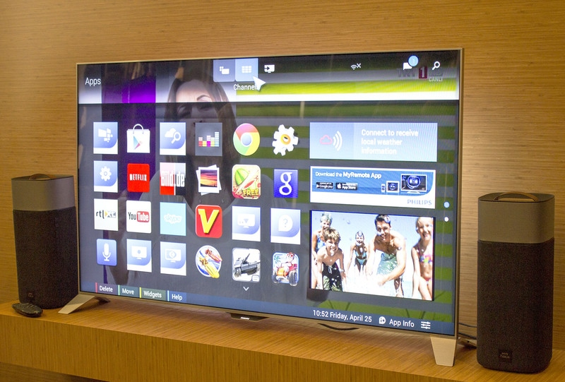 Philips to launch the ultimate line of Android Powered Smart Televisions