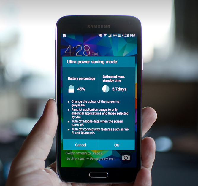 The Samsung Galaxy S5 has the Best Smartphone Display on the Planet