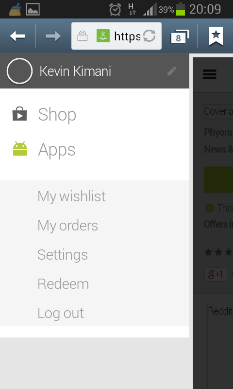 Google Secretly Launches a Fully Functional Play Store Mobile Site (2)