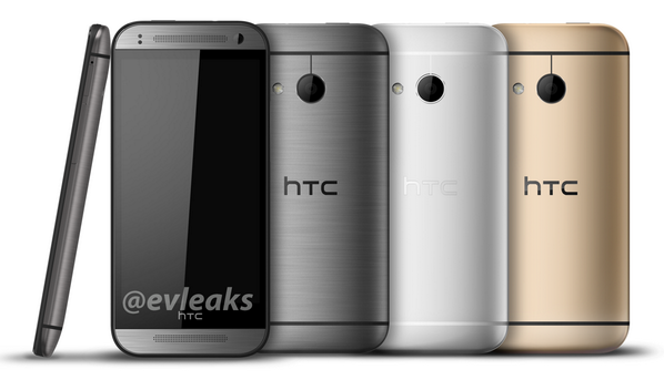 HTC One Mini 2 Image Leaked