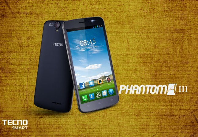 Techno Phantom A3 Price Kenya