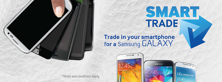 The Samsung Smart Trade service to give Kenyans a Discount on the Galaxy S4 and the Galaxy Note 3