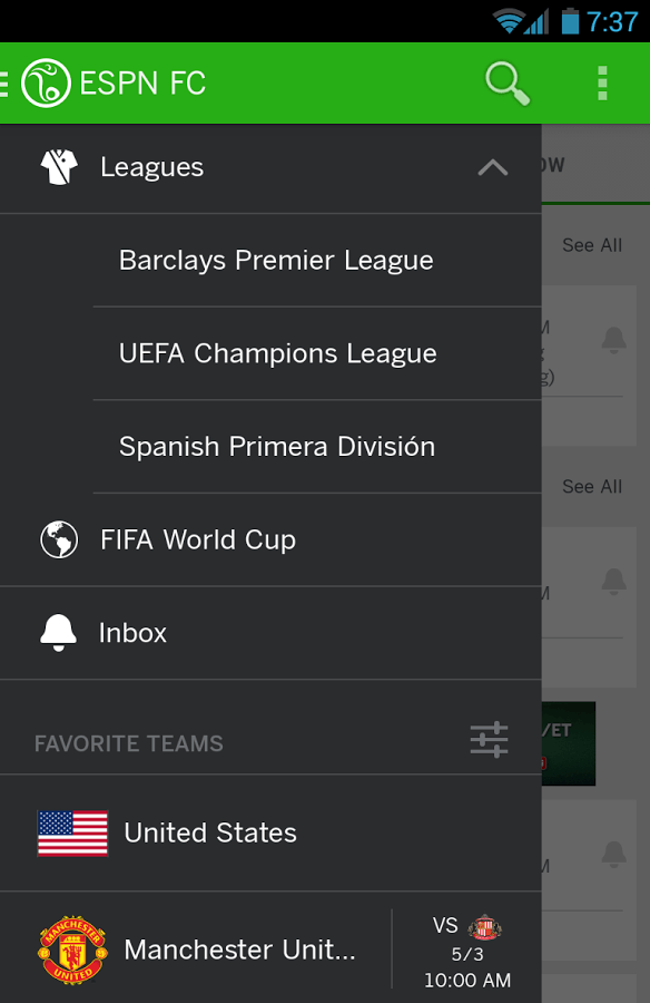 Fifa 2014 World Cup Andoroid Apps