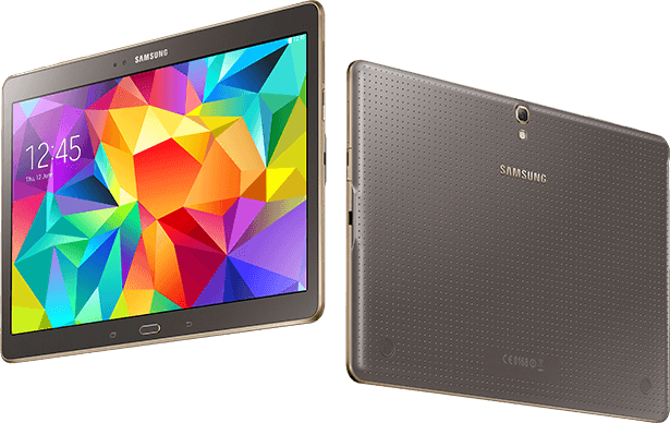 Galaxy Tab S Specifications