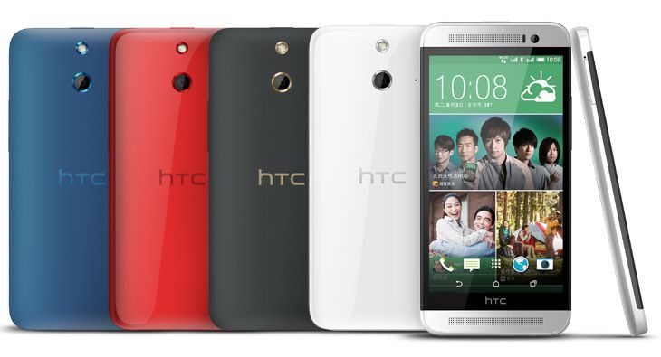 HTC shifts 50,000 One [E8] units in 15 Minutes-