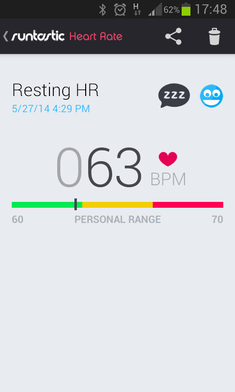 Runtastic Heart Rate Smartest Heart Monitor App in the Game