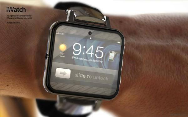 The iWatch Vigil Apple Begins Production of its Smartwatch