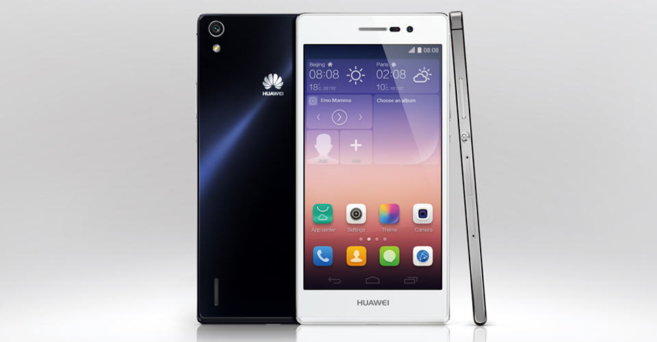 Huawei Ascend P7 Android 5.1.1 update