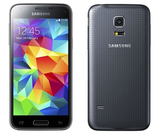 [Image] Samsung Galaxy S5 vs. Samsung Galaxy S5 Mini