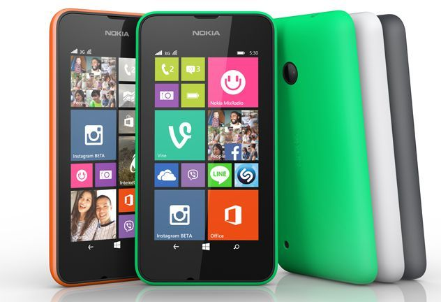 Nokia Lumia 530 Specifications and Price in Kenya