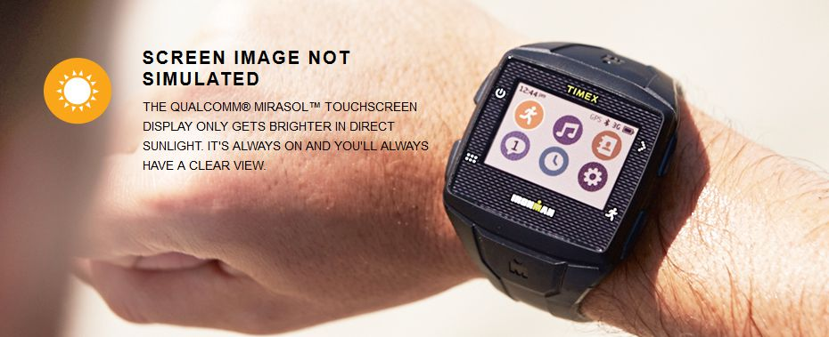 [Image] IRONMAN ONE GPS+ Technical Specifications