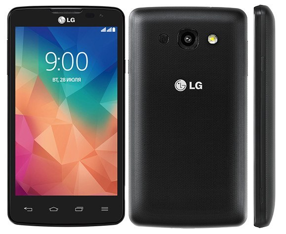 [Image] LG L70 Technical Specifications and Price