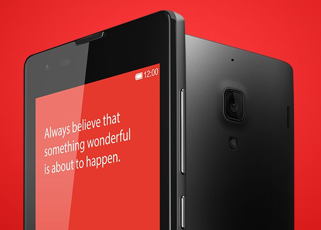 [image] Xiaomi outs the Redmi 1S in India [Specifications and Price]