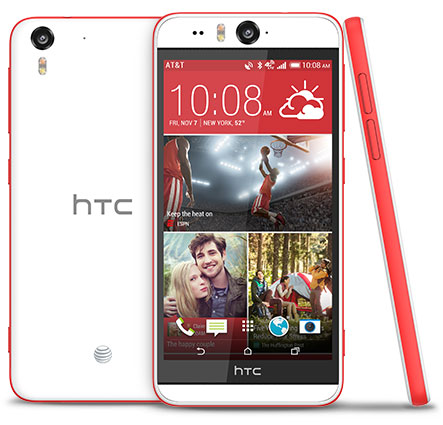 [image] Leaked HTC Desire Eye Technical Details