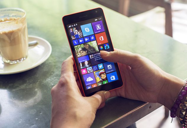 [image] Microsoft Lumia 535 Official Hands-on Video