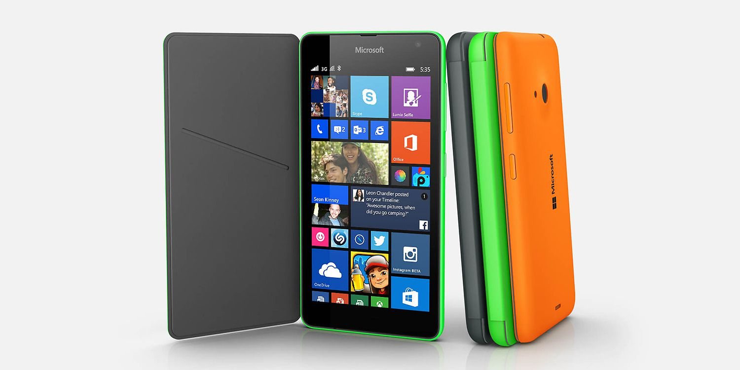 [image] Microsoft Lumia 535 Technical Specifications