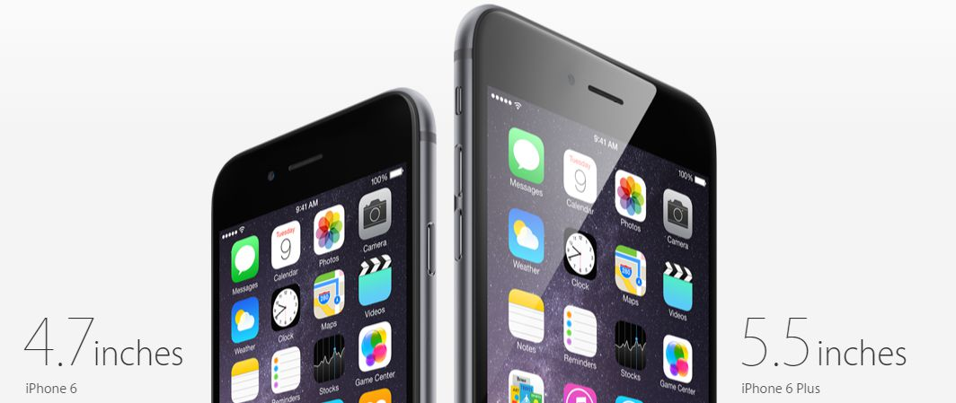 [image] More Customers Prefer iPhone 6 over the iPhone 6 Plus