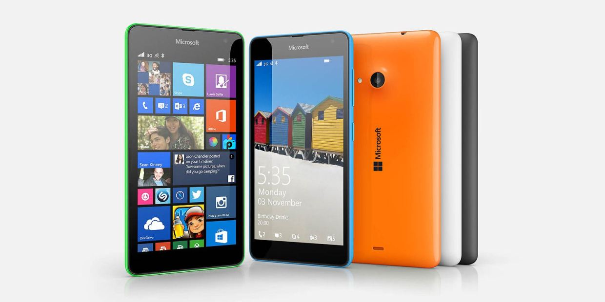 [image] Microsoft Lumia 535 officially available in Kenya