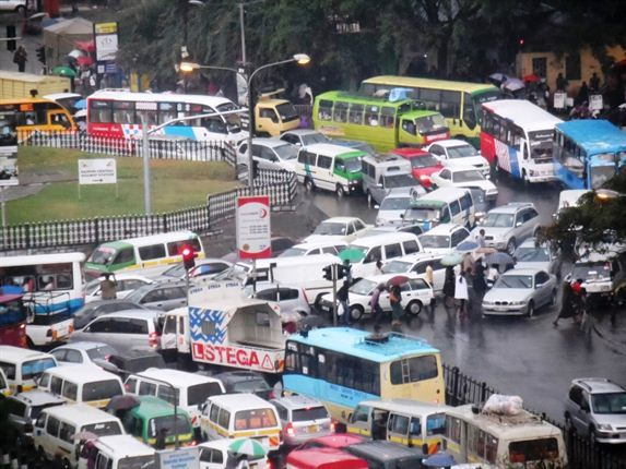 [image] Nairobi Traffic Jams Driving shoppers Online