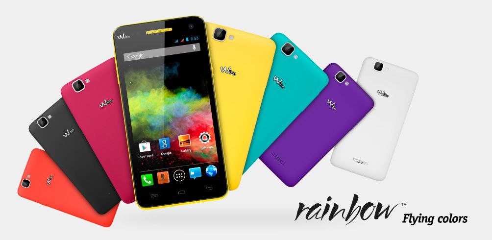 [image] Wiko Rainbow Tecnical Specifications