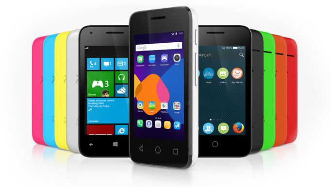 [image] Alcatel One Touch Pixi 3 will have a Windows Phone and Firefox OS Variants
