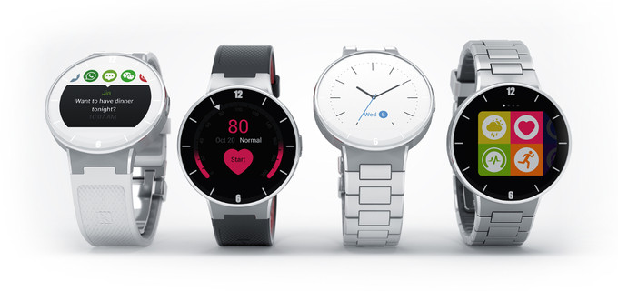 [image] Alcatel announces its first Smartwatch