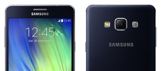 [image] Samsung Galaxy A7 Official