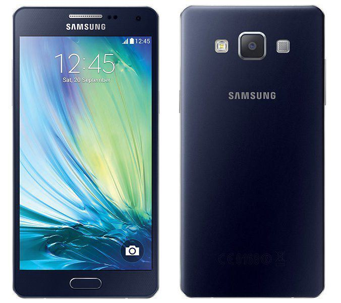 [image] The Three things you should know about the Galaxy A5