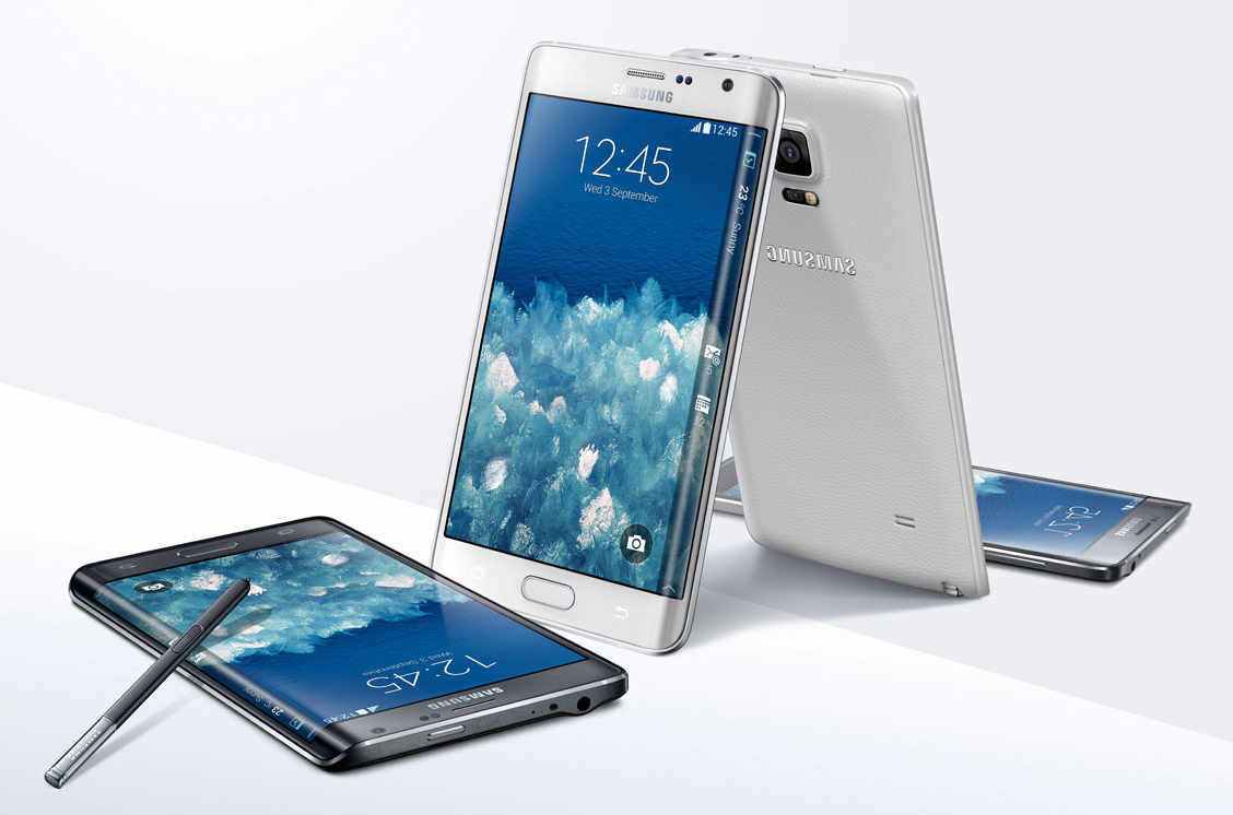[image]Samsung Plans On Reusing Dual Edge On Galaxy Note 5