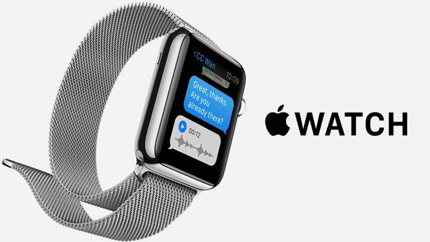 [image]Apple Watch Set For April Launch
