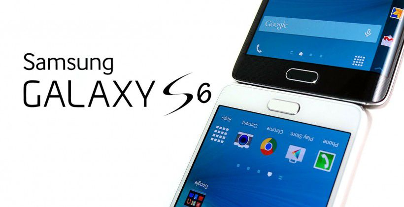 [image] The Galaxy S6 Twins Coming To India On 23rd March