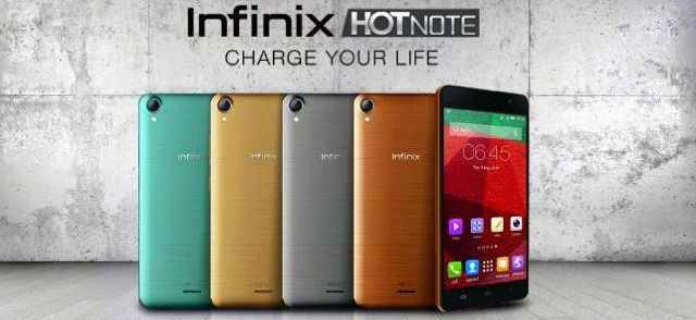 [image] Infinix Hot Note vs. Samsung Galaxy Note 4