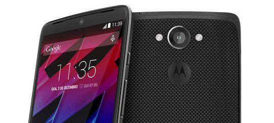 [image] Motorola Moto Maxx launching in India Exclusively via Flipkart