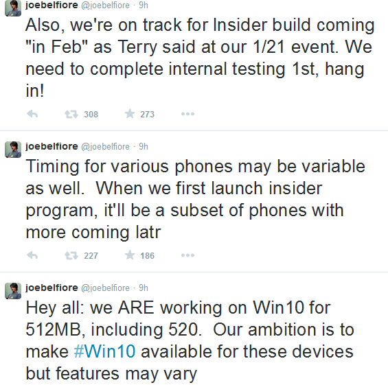 [image] Nokia Lumia 520 to receive 'parts' of the Windows 10 update