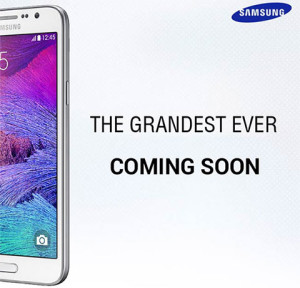 [image] Samsung Galaxy Grand 3 Expected To Launch Soon In India