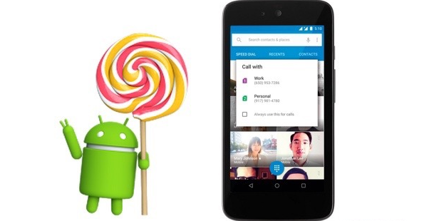 [image]Android 5.1 Lollipop Update Rolled Out Officially