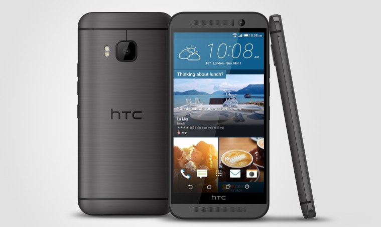 [image] HTC officially unveils the One M9
