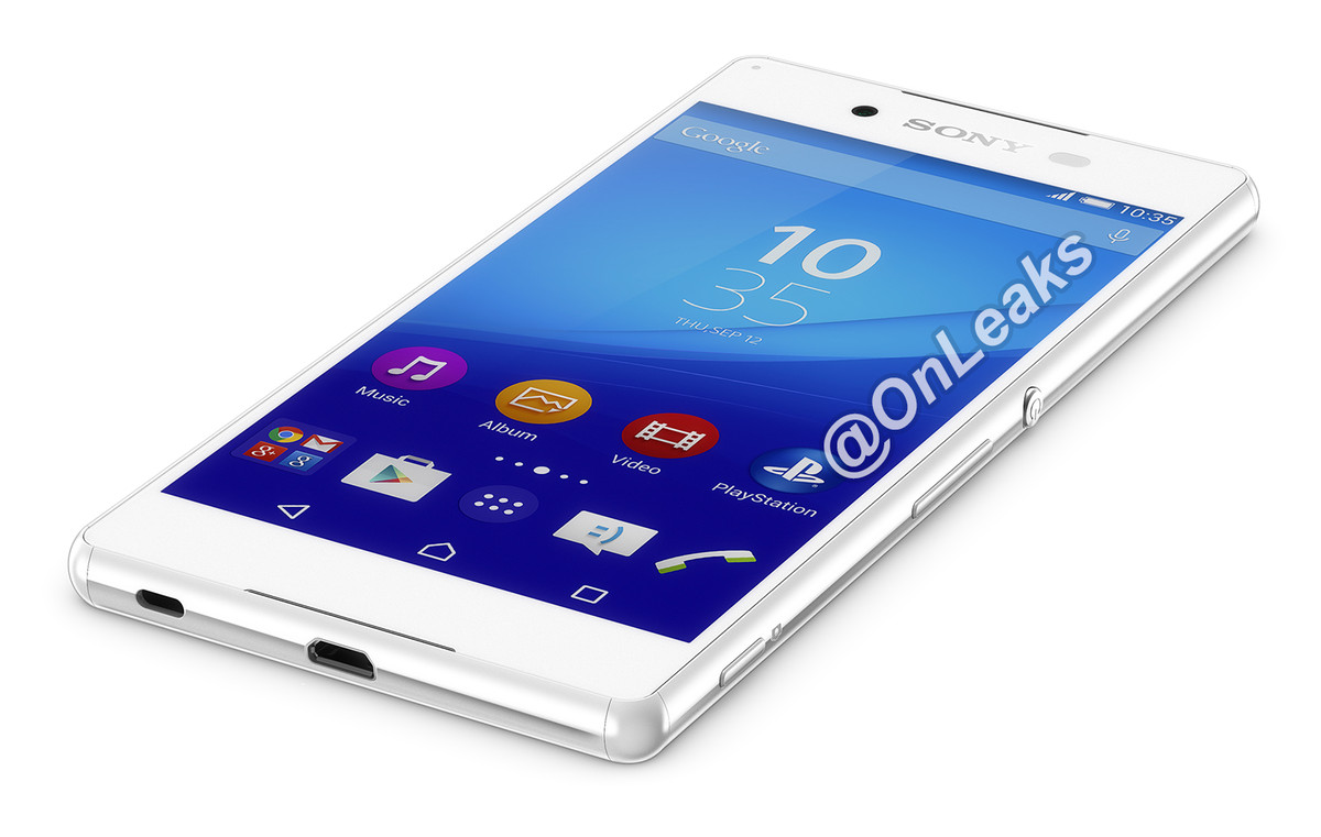 [image]Allegedly Xperia Z4 Renders And Photos Leaks