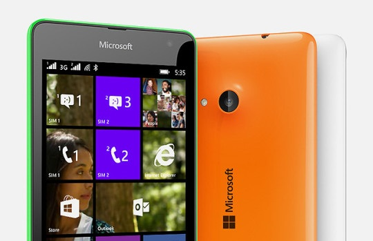 [image] Microsoft Lumia 535 is now the most popular Windows Phone Smartphone on Earth